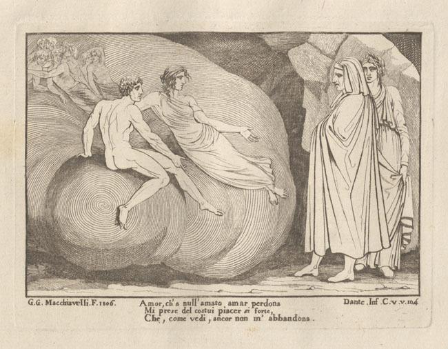 De' Macchiavelli, Paolo and Francesca