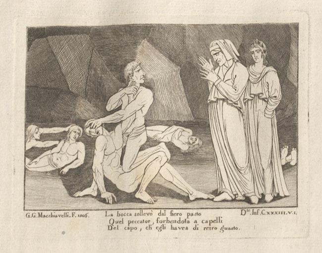 De' Macchiavelli, Ugolino and Ruggieri