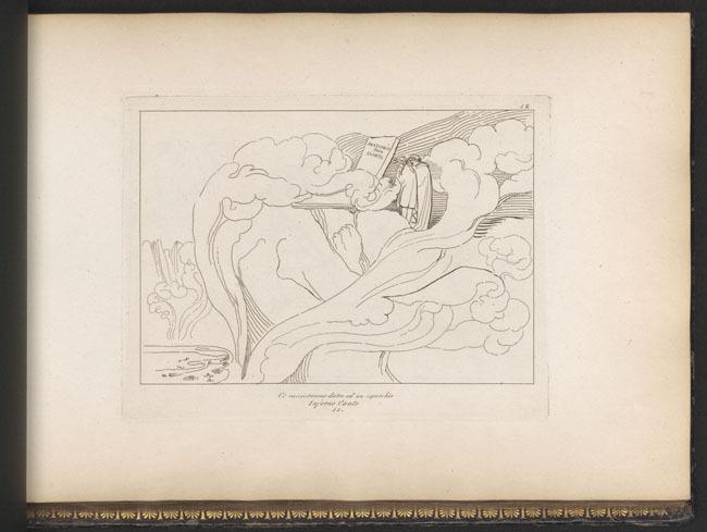 Flaxman, Anastasius's Tomb