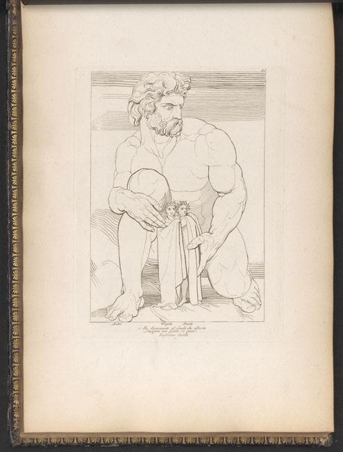 Flaxman, Antaeus