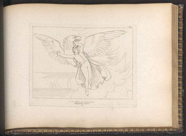 Flaxman, Eagle