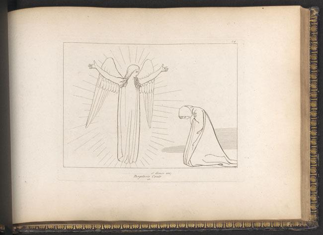 Flaxman, Annunciation