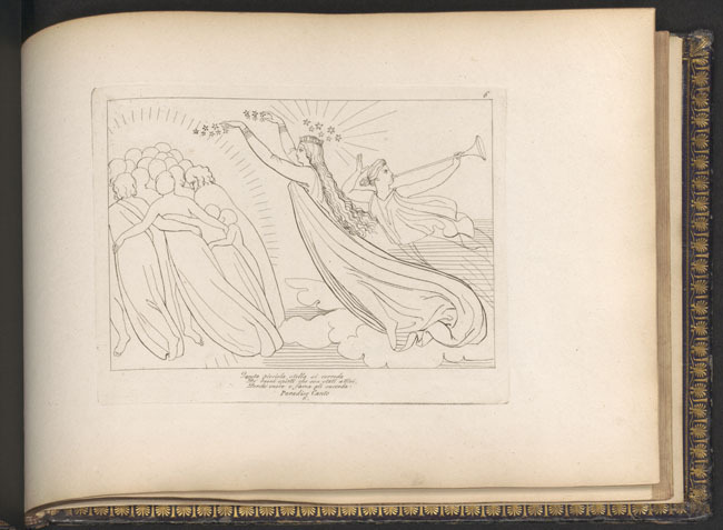 Flaxman, Heaven of Mercury