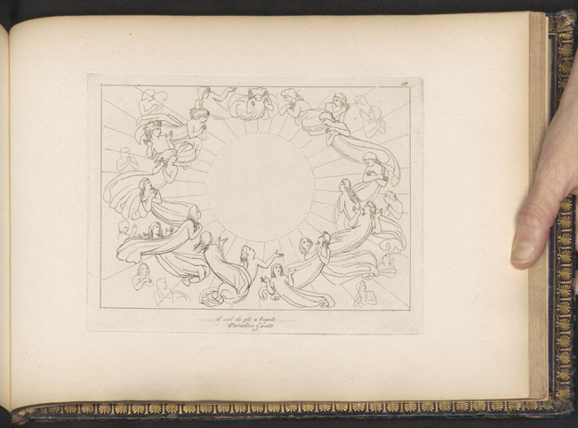 Flaxman, Angels' sun