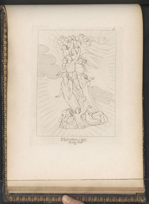 Flaxman, Heaven of Jupiter
