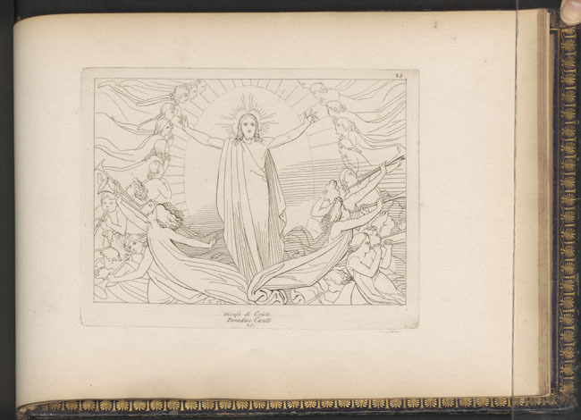 Flaxman, Christ triumphant