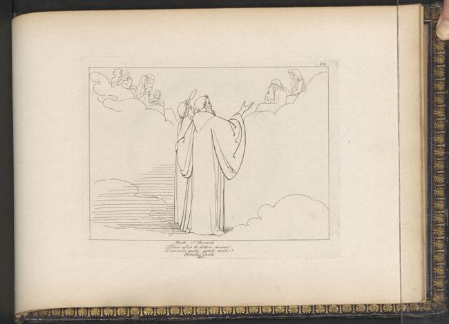 Flaxman, St. Bernard