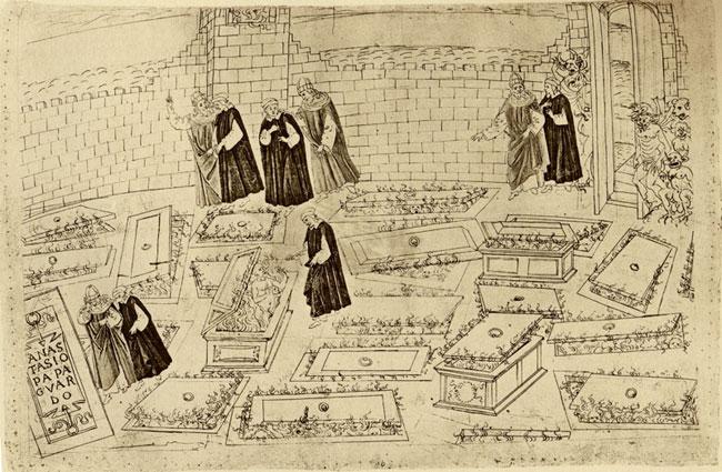 Botticelli, Heretics