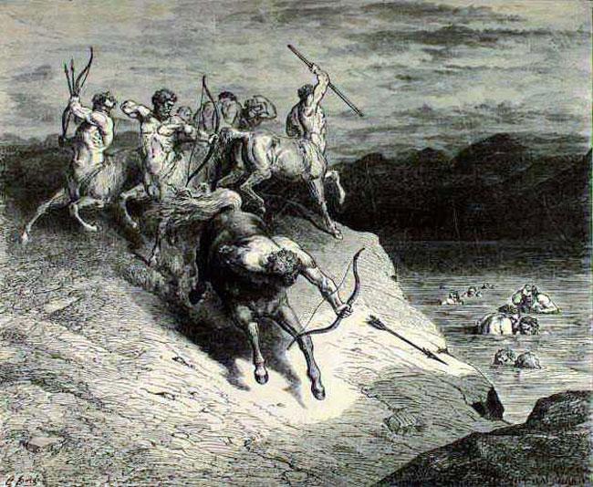 Doré, Centaurs 2