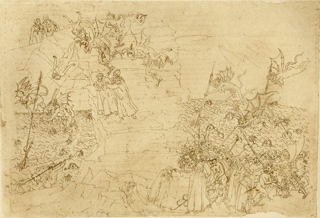 Botticelli, Barrators