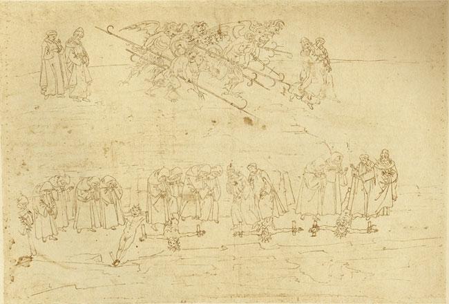 Botticelli, Hypocrites