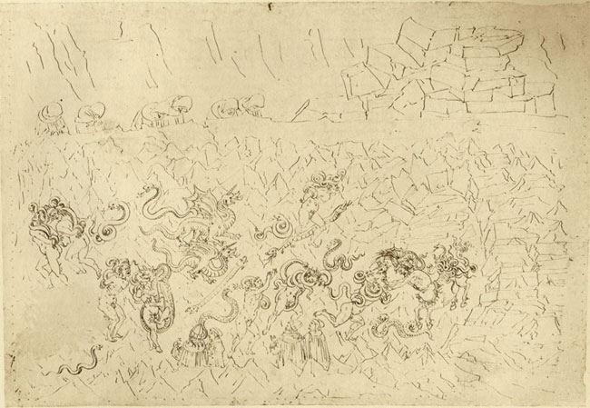 Botticelli, Thieves