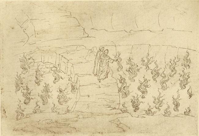Botticelli, Fraudulent counselors