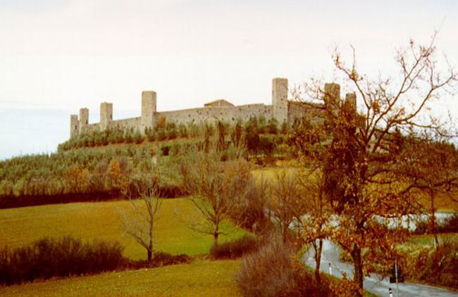 Montereggioni 1