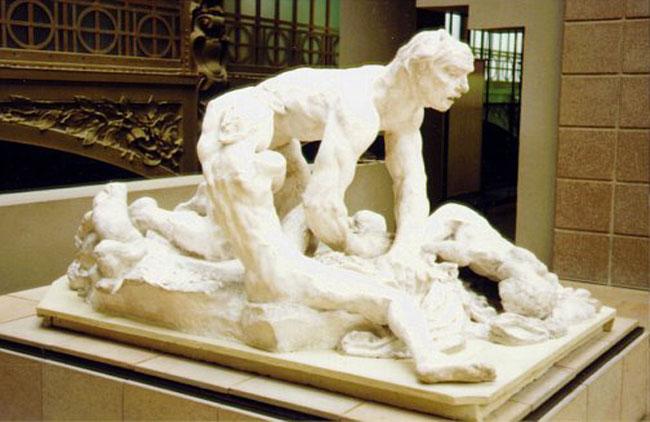 Rodin, Ugolino