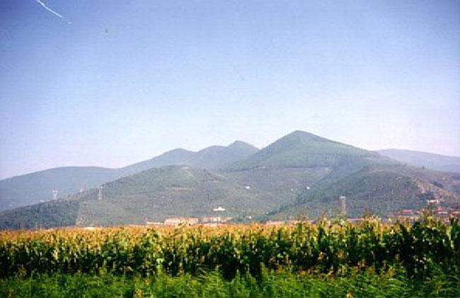 Mt. San Giuliano