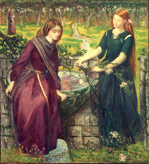 Rossetti, Leah and Rachel