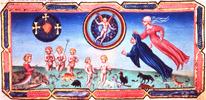 Giovanni di Paolo, Universe