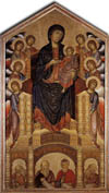Cimabue, Madonna