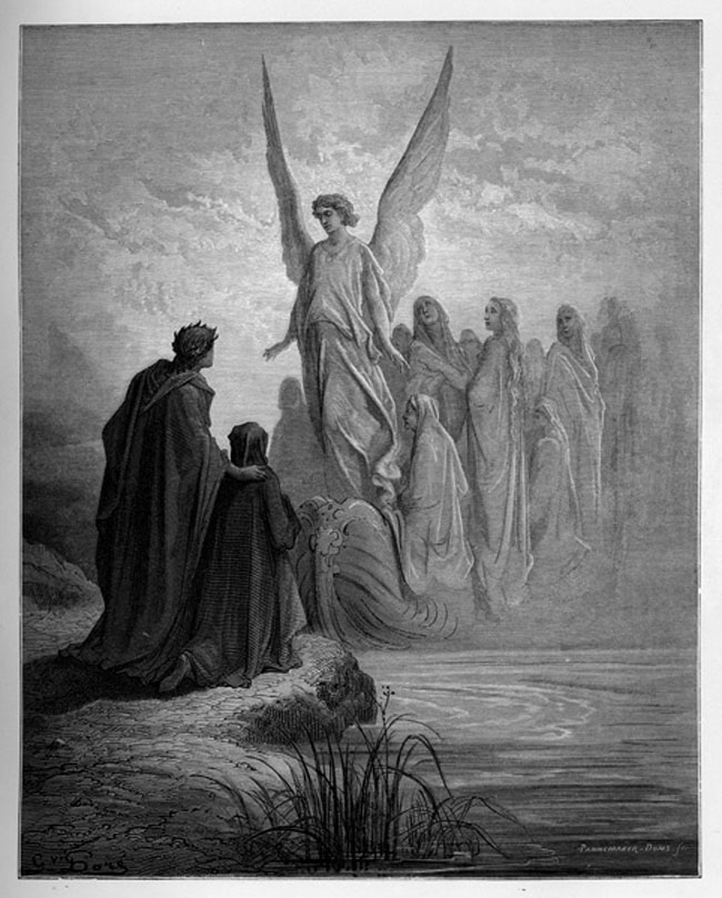 through the inferno dante and virgil essay Dante alighieri's dante's inferno: summary & analysis the end of their journey leads dante and virgil to the bottom of that through love, dante knew his.