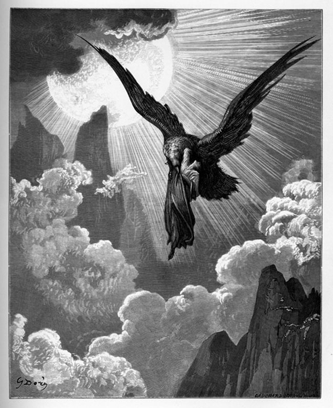 Doré, Eagle
