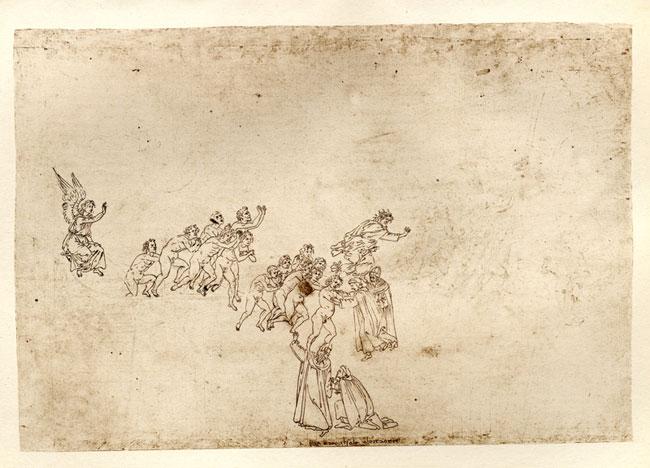 Botticelli, Casella