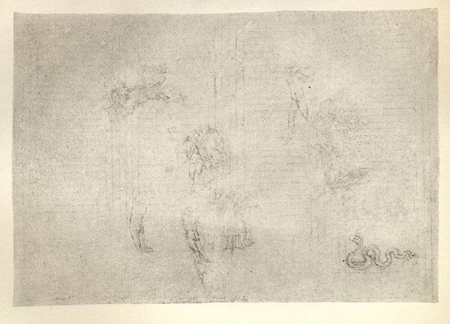 Botticelli, Temptation