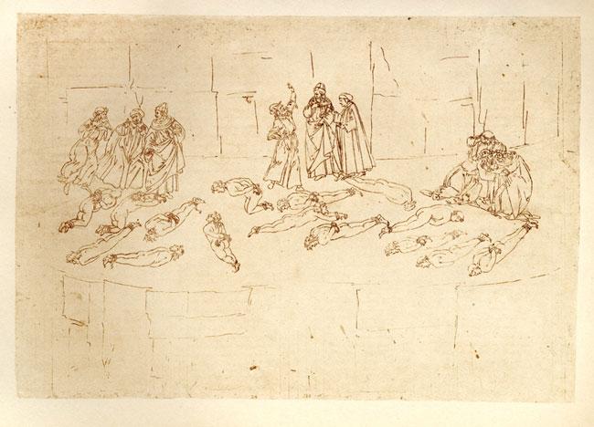 Botticelli, Statius