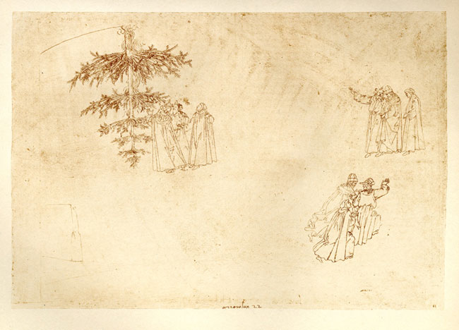 Botticelli, Strange Tree