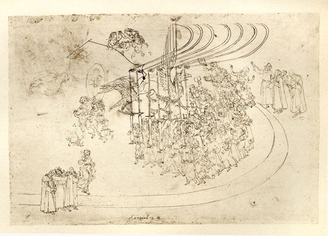Botticelli, Procession