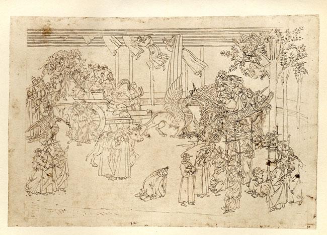 Botticelli, Fate of Church