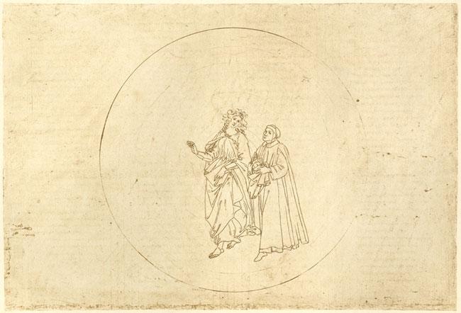 Botticelli, Heaven of Sun
