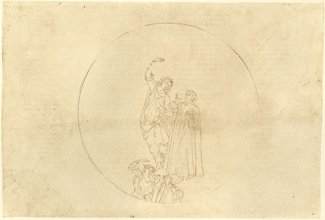 Botticelli, Lesson on Transfiguration