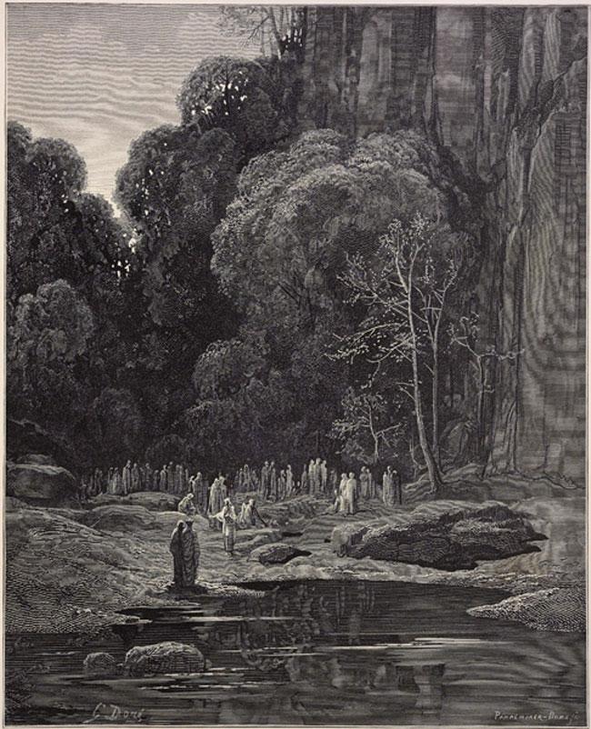 Doré, Late penitents